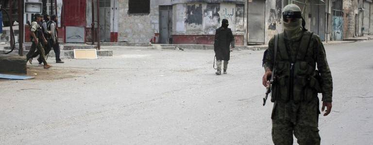 Al-Qaeda affiliate planning chemical attack in Syria's Idlib
