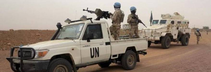 At least 28 UN peacekeepers injured in terrorist attack in central Mali