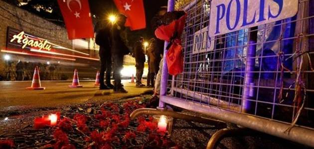 Chinese Islamic State terrorist linked to the deadly nightclub attack in Turkey mobilized to support Erdogan