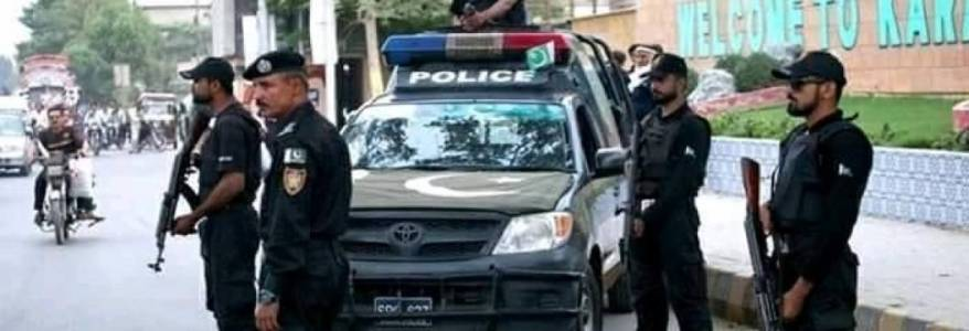 Counter-Terrorism Department arrested wanted terrorist named in the Red Book from Karachi