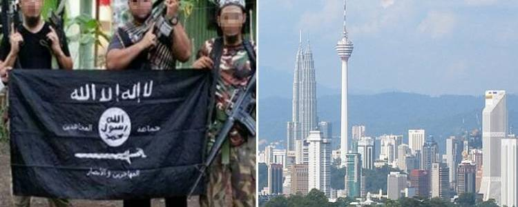 Fake paradise for Malaysian foreign terrorist fighters