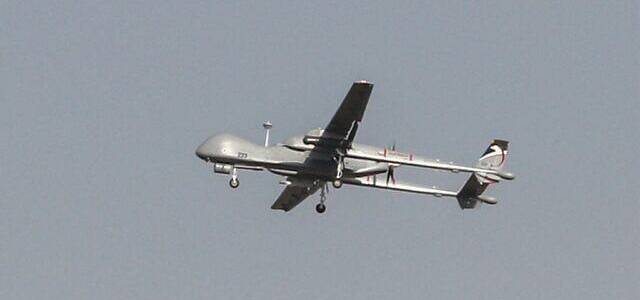 Hezbollah terrorist group fired anti-aircraft missiles at Israeli drone over south Lebanon