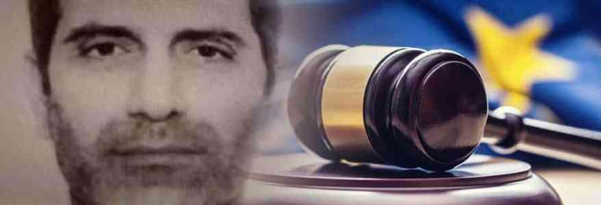 Iranian diplomat given maximum twenty-year sentence for terrorism in Belgium