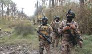 Iraqi police forces in Al-Anbar arrested a terrorist group