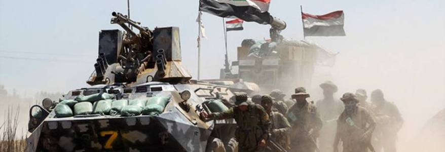 Iraqi forces arrested thirteen Islamic State terrorists in Baghdad