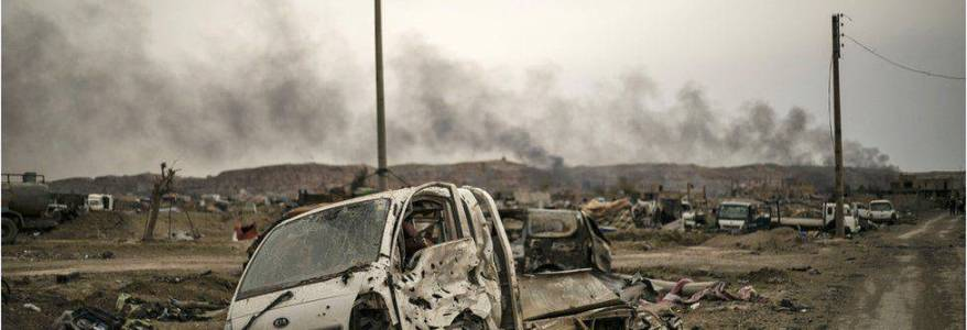 Islamic State brutality returning to the Syrian towns