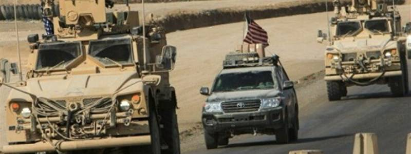 Roadside bomb exploded near US-led coalition trucks in Iraq