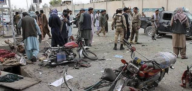 Roadside bombs in Afghanistan killed three and wounded twenty people