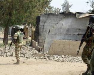 GFATF - LLL - Terrorists killed more than thirty people in attacks on two northern Nigerian states