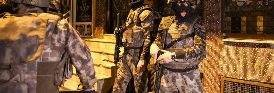 Turkish authorities detained French Islamic State terrorist sought by Interpol