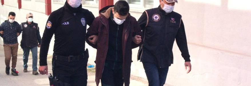 Islamic State terror suspect detained in southeastern Turkey