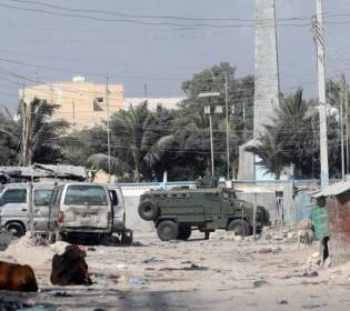 GFATF - LLL - At least twenty people killed by suicide car bomb blast in Somalia
