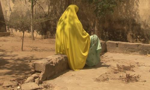 Boko Haram terrorists have been raping women without government action