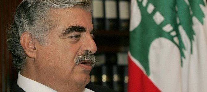Hezbollah terrorists fight off bid to arrest Rafik Hariri's killer
