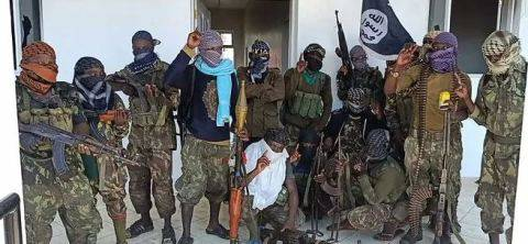 Islamic State terrorist group regroups in Central Africa's Christian countries