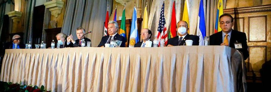Organization of American States designates Hamas as terrorist group