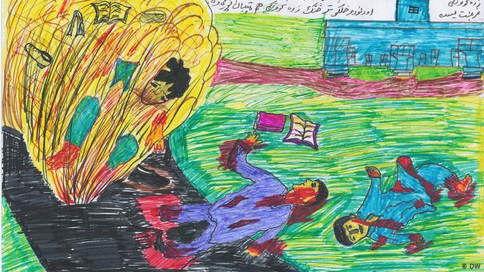 GFATF - My World of Terror - Slyman 14 years old - Afganistan
