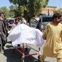 At least 100 killed and 200 injured in powerful mosque explosion in Afghanistan