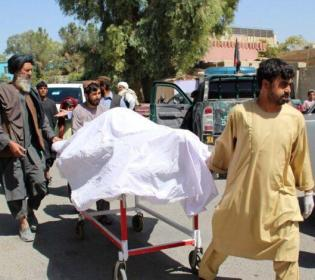 GFATF - LLL - At least 100 killed and 200 injured in the latest mosque explosion in Afghanistan