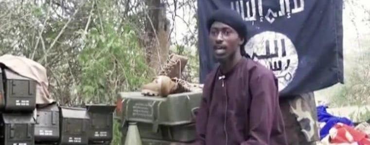 Nigerian Boko Haram terrorist leader al-Barnawi dead