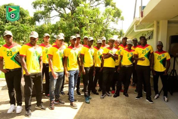 30 | June | 2016 | Guyana Football Federation