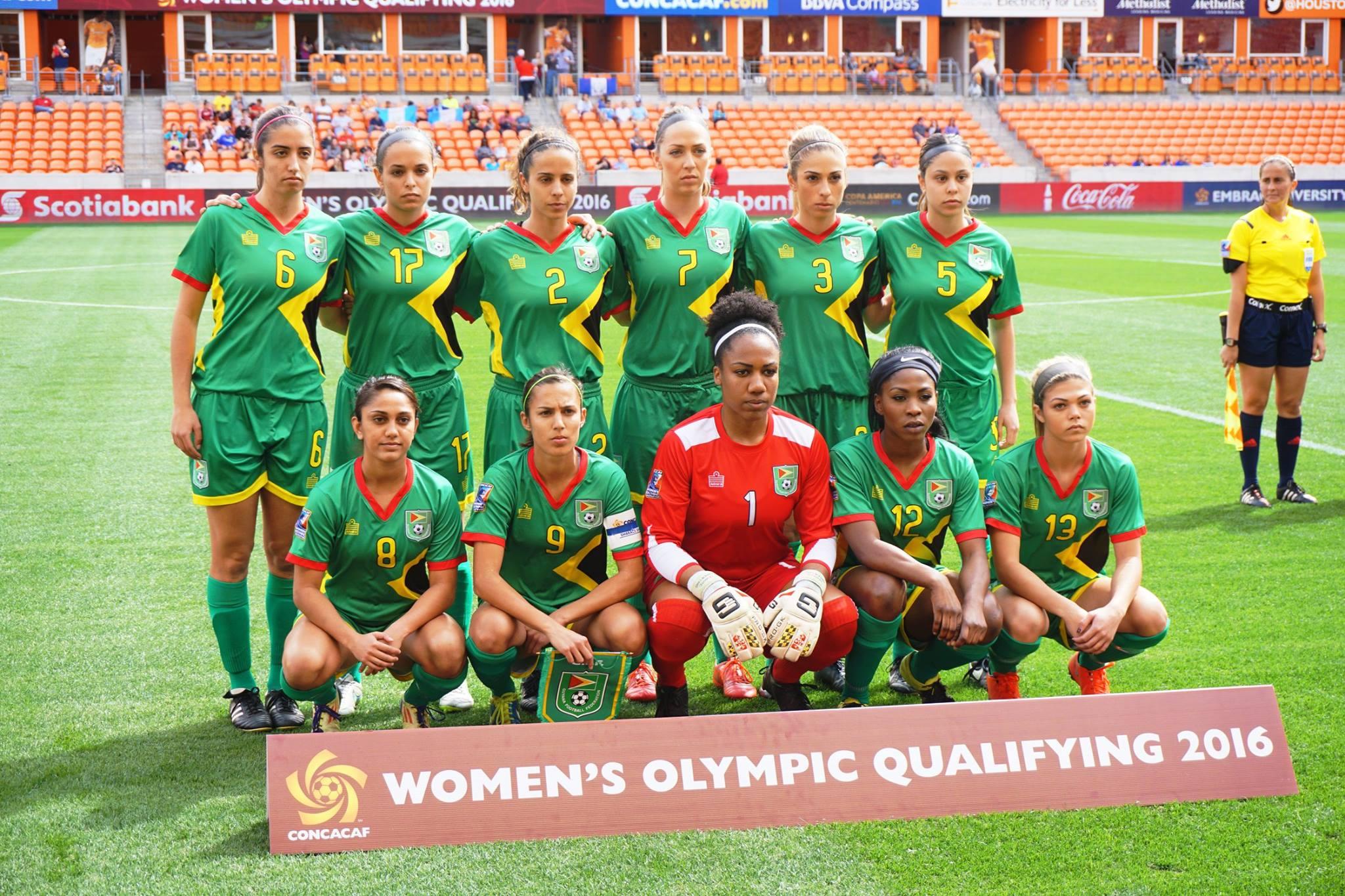 Guyana-team