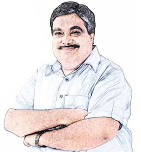nitin-gadkari-using-the-media-to-send-messages