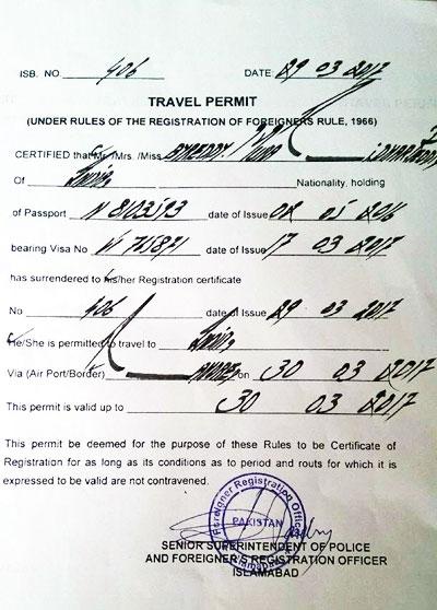travel-permit-to-pakistan