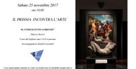 25 Novembre – IL PRISMA INCONTRA L'ARTE