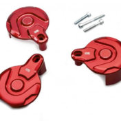 CNC - Pulleys Cover