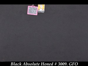 BLACK ABS.HONED 3009