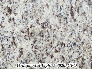 ORNAMENTAL LIGHT 3020