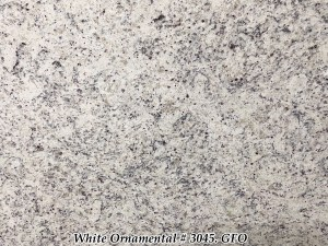 WHITE ORNAMENTAL 3045