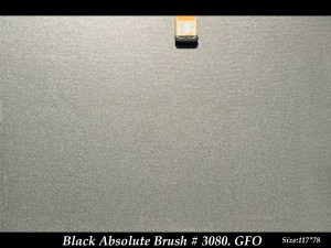BLACK ABS.BRUSH 3080