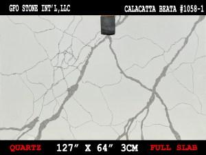 CALACATTA BEATA #1058-1