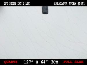 CALACATTA STORM #1091