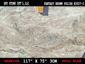 FANTASY BROWN POLISH#3027-2