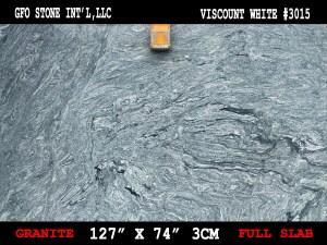 VISCOUNT WHITE #3015