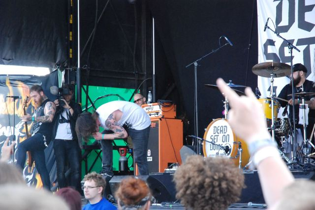Cancer Bats, Pandæmonium