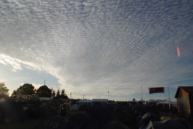 Og himlen...SE HIMLEN!