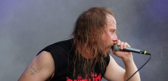 Mr Petrov i front for Entombed A.D.