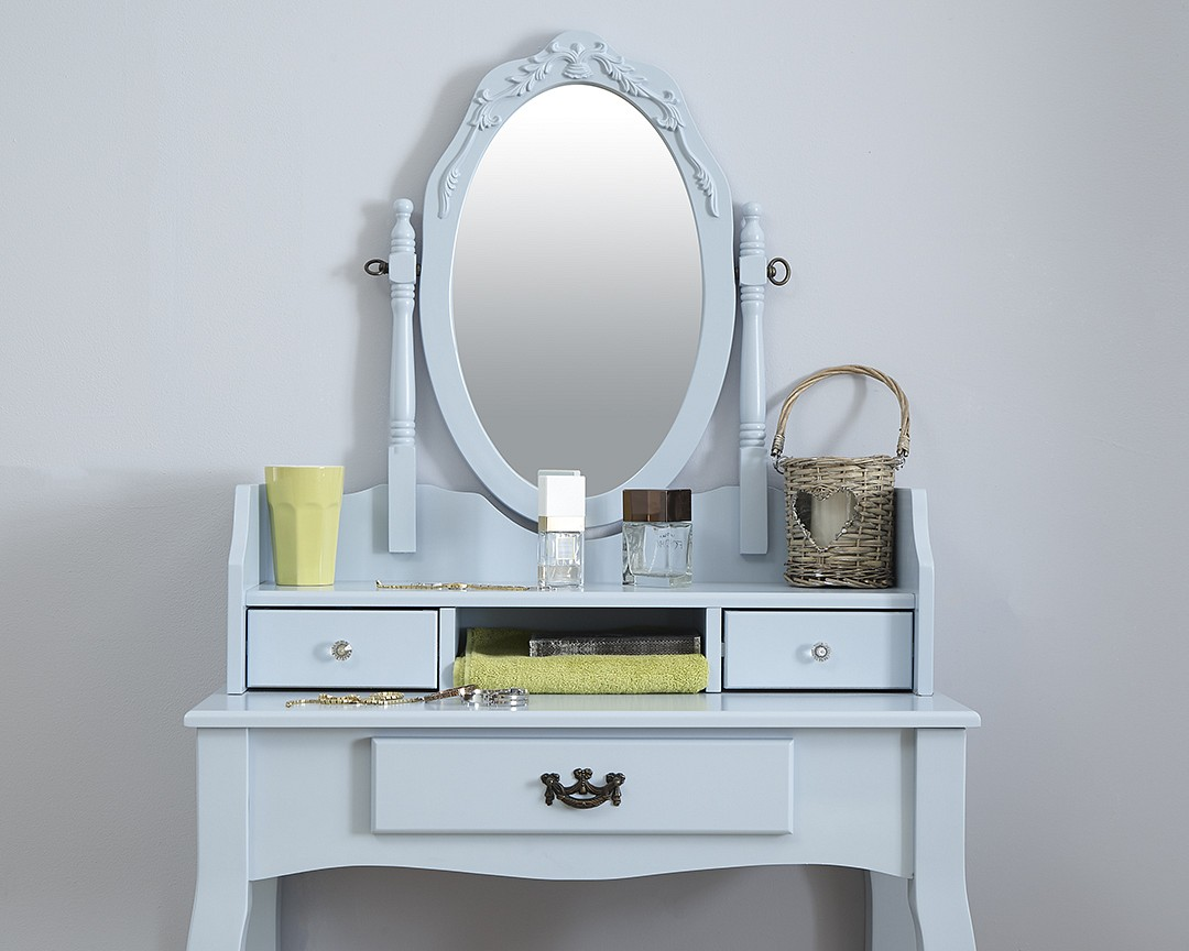 ideal home parisian smoked mirror dressing table 219 very 4