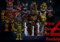 Free Download Five Nights at Freddys 4
