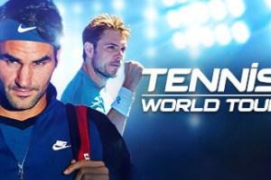 Tennis World Tour Legends Edition Cover