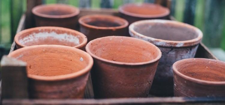 Voor- en nadelen: Terracotta potten