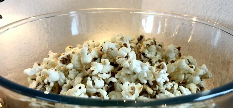 Recept: Dé perfecte popcorn