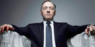 Kevin Spacey als Frank Underwood