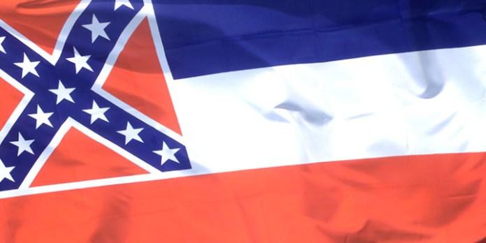Flagge von Mississippi