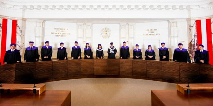 Verfassungsrichter