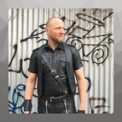 Gernot, Mister Leather Austria 2016